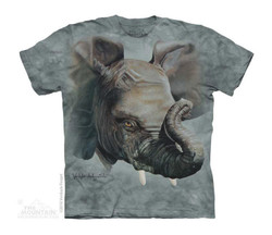 Image for The Mountain Youth T-Shirt - Baby Elephant