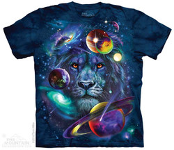 Image for The Mountain Youth T-Shirt - Lion of Cosmos