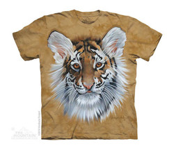 Image for The Mountain Youth T-Shirt - Tiger Cub