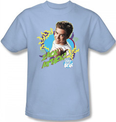 Image Closeup for Saved by the Bell Zack Attack! T-Shirt