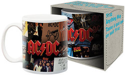 Image for AC/DC Albums Coffee Mug