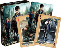 Image for Harry Potter and the Deathly Hallows Pt. 2 Playing Cards