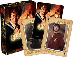 Image for Harry Potter and the Chamber of Secrets Playing Cards