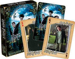 Image for Harry Potter and the Prisoner of Azkaban Playing Cards