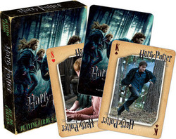 Image for Harry Potter and the Deathly Hallows Pt. 1 Playing Cards