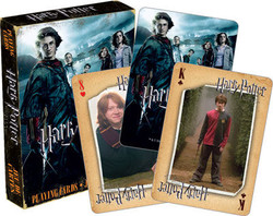 Image for Harry Potter and the Goblet of Fire Playing Cards