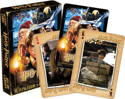 Image for Harry Potter and the Sorcerer's Stone Playing Cards