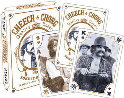 Image for Cheech & Chong Playing Cards