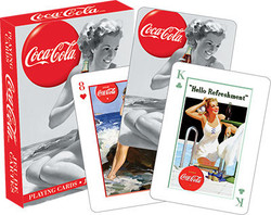 Image for Coca-Cola Beauties Playing Cards