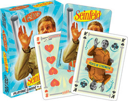 Image for Seinfeld Playing Cards