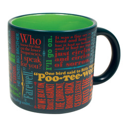 Image for Last Lines of Literature Coffee Mug