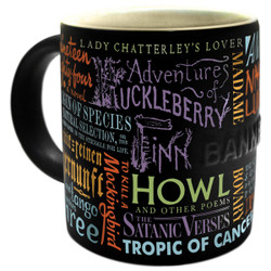 Image for Banned Books Coffee Mug