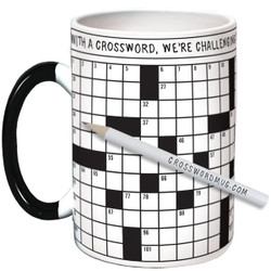 Image for Crossword Puzzle Coffee Mug