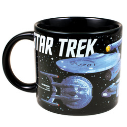 Image for Star Trek Starships Coffee Mug