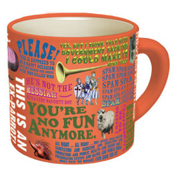 Image for Monty Python Quotes Coffee Mug