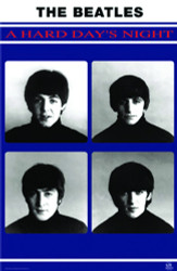 Image for The Beatles Poster - Hard Days Night