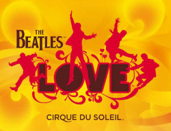 Image for The Beatles Poster - Cirque Du Soleil Love