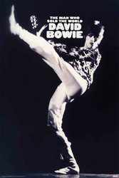 Image for David Bowie Poster - The Man Who Sold the World