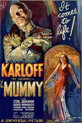 Image for The Mummy Poster - Movie Poster