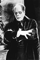 Image for Phantom of the Opera Lon Chaney Poster
