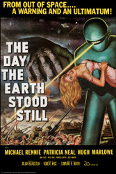 Image for The Day the Earth Stood Still Poster