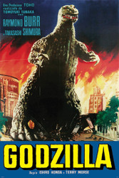 Image for Godzilla Poster - Fire
