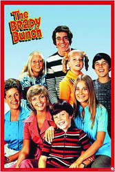 Image for The Brady Bunch Poster