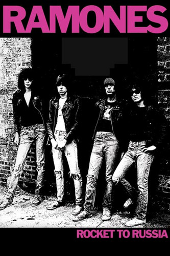 Image for The Ramones Poster - Rocket to Russia