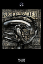 Image for H.R. Giger Poster - Alien