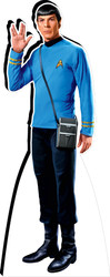 Image for Star Trek Commander Spock Desktop Standup