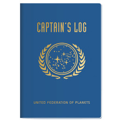 Image for Captains Log Journel