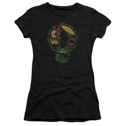 Image for Kong Skull Island Juniors Premium Bella T-Shirt - Wrath of Kong
