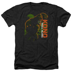 Image for Kong Skull Island Heather T-Shirt - Attack Mode