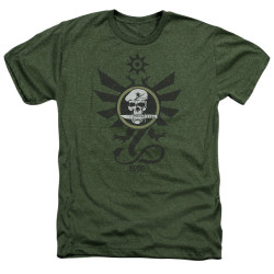 Image for Kong Skull Island Heather T-Shirt - Sky Devils