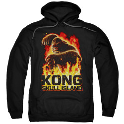 Image for Kong Skull Island Hoodie - Out of the Fire
