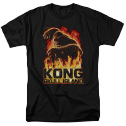 Image for Kong Skull Island T-Shirt - Out of the Fire