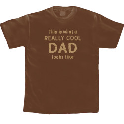 Image for This is What a Really Cool Dad Looks Like T-Shirt
