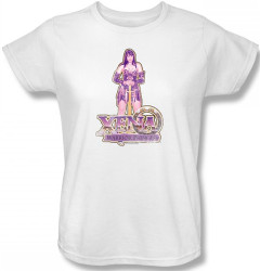 Image for Xena Warrior Princess Stand Woman's T-Shirt