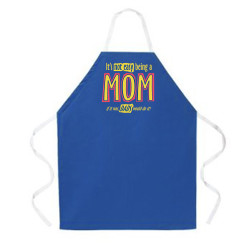Image for It's Not Easy Being a Mom Apron