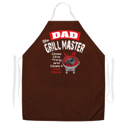 Image for Dad the Grill Master Apron
