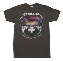 Image for Metallica Master of Puppets Vintage T-Shirt
