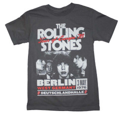 Image for Rolling Stones Europe 76 Tour T-Shirt