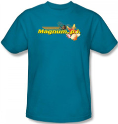 Image for Magnum PI Hawaiian Life T-Shirt