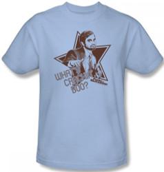 Image Closeup for Parks & Rec What's Crakin' Boo? T-Shirt