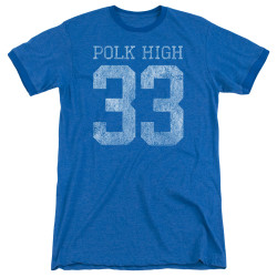 Image for Married With Children Ringer - Polk High 33 Logo