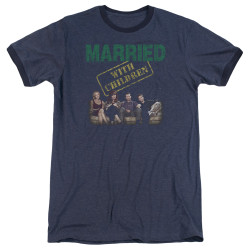 Image for Married With Children Ringer - Vintage Bundy's