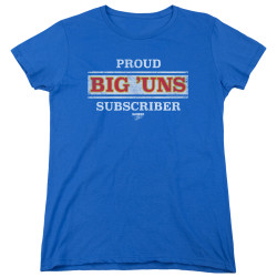 Image for Married With Children Womans T-Shirt - Big 'Uns