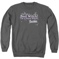 Image for Bewitched Crewneck - Bad Witch Good Witched