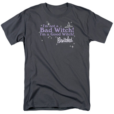 Image for Bewitched T-Shirt - Bad Witch Good Witched