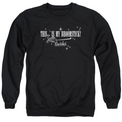 Image for Bewitched Crewneck - Broomstick